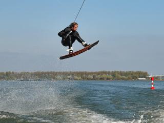 wakeboard rittenkaart