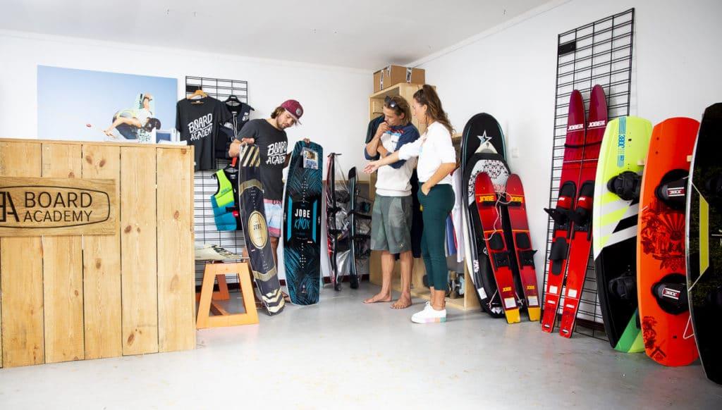 Onze shop